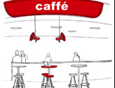 cafe illustration